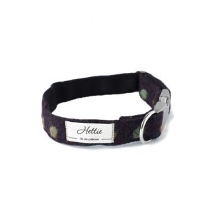 Dog Collar - Multispot Wine - Dog Collar MW 500x500