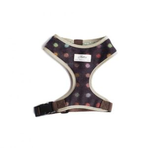 Scooby Dog Harness – Multispot Wine