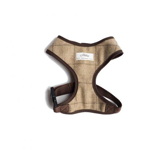 Scooby Dog Harness – Slate Oatmeal