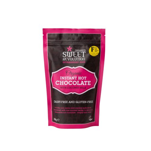 Instant Blend – Hot Chocolate with Raw Cacao
