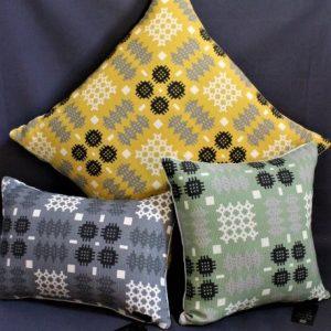 Large Welh Tapestry Cushion