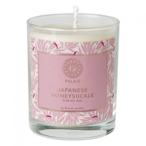 Scented candle Japanese Honeysuckle