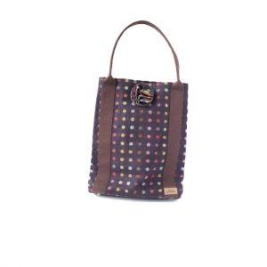 Kate Tote Handbag - Multispot Wine - Kate Bag MW 500x500