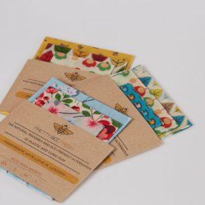 Beeswax Wrap Starter Pack - Packaging 500x500