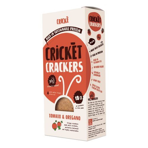 Cricket Crackers Tomato & Oregano