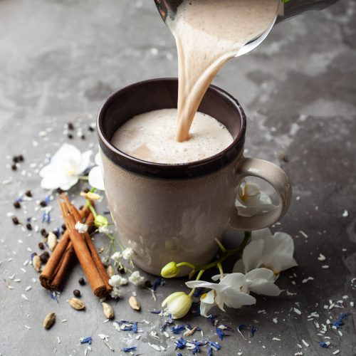 Instant Blend – Chai Latte with Reishi