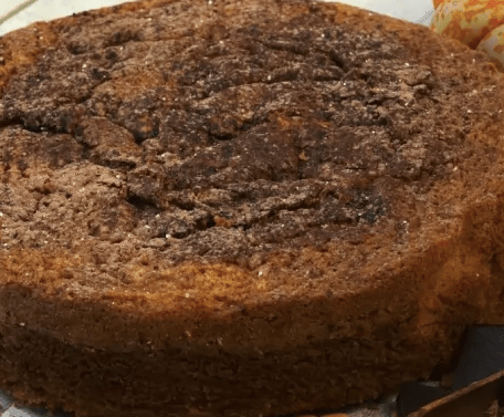 Spiced Pumpkin and Chocolate Cake (Gluten & Dairy Free)