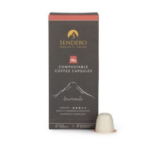 GUATEMALA | 10 COMPOSTABLE CAPSULES