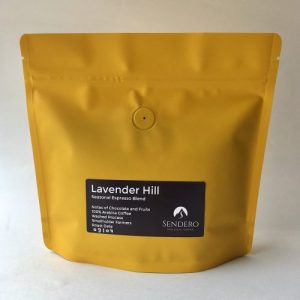 SEASONAL ESPRESSO BLEND – LAVENDER HILL
