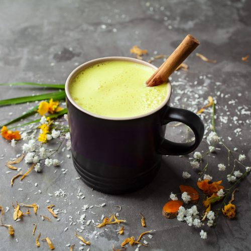 Instant Blend – Turmeric Latte with Black Pepper
