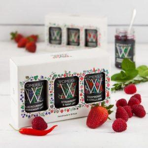 Luxury 3 Jam Gift Set, Case of 5 - WomersleyFeb18HiRes 12 800x 500x500
