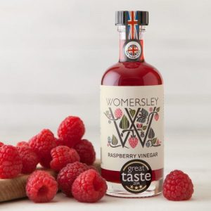 Raspberry Vinegar, Case of 6 - Womersley Raspberry 100ml Nov15NOTHSHiRes 22 800x 500x500