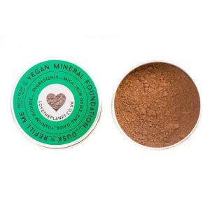 Vegan Mineral Foundation – Dusk – Refillable Tin (10g)