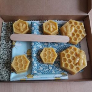 Make your own Beewrap Kit - full make your own beewrap it  500x500