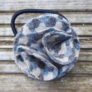 Hettie ladies hair bobble Holborn taupe