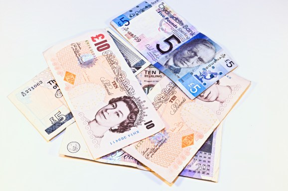 What £330bn In Benefits Mean For Your Independent Retail Business - gbp currency1