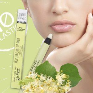 Moisturising Lip Balm LINDEN FLOWER – 6 g. Vegan