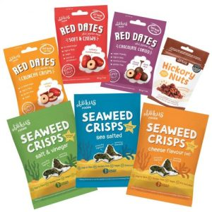 Starter Selection – 6 Flavour Dates and Crisps Variety Pack