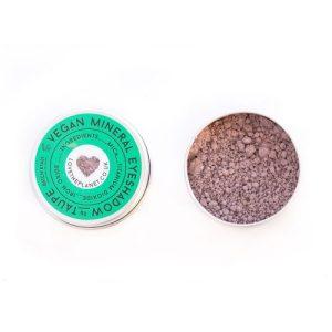 Vegan Mineral Eyeshadow – Taupe – Refillable Tin (2g)