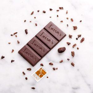Chocolate Bar 25g Solomon Islands 100% Gaudalcanal - 75solomon island 500x500