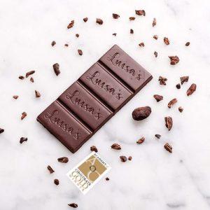 Chocolate Bar 25g Philippines 92% Mindanao Island - 92 pjillipines gold award 500x500