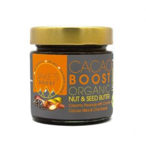 Jake's Boost Cacao Boost Nut and Seed Butter - Cacao Front 1 1 1024x1024@2x 500x500