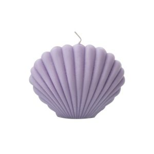 """Scented Soy Candle """"Shell"""" Violet - DCSCPV 01 500x500"""