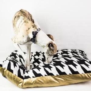 TRAVEL BED Gold Kiss