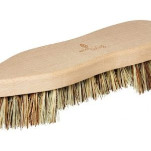 Super Scrubbing Brush with Natural Bristles (FSC 100%) - EL Scrub brush 500x393