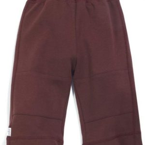 Easy-on trousers Chocolate
