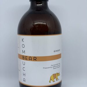 Ginger Bear Kombucha