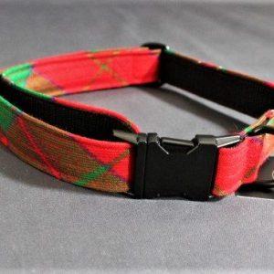 Welsh Tartan Dog Collars