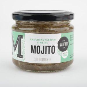 Manfood Mojito Marmalade 300g - Mojito 500x500