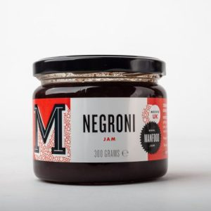 Manfood Negroni Cocktail Jam 300g - Negroni 500x500