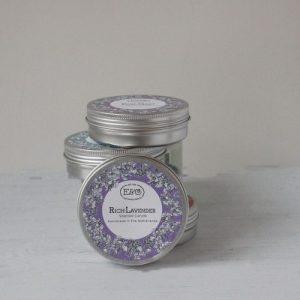 Rich Lavender Tin - RICH LAVENDER TIN ELATE CO 500x500