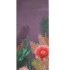 Willow Yoga Mat – Tropicana Placement – Orchid