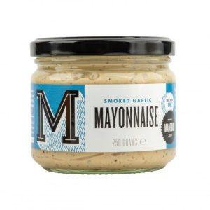 Manfood Smoky Garlic Mayonnaise 250g