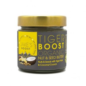 Jake's Boost Tiger Boost Nut and Seed Butter - Tiger Front 1 1024x1024@2x 500x500
