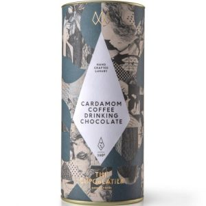 Cardamom Coffee Drinking Chocolate