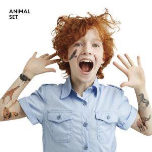 TATTon.me Animal set - cool temporary tattoos - animal 1 500x500