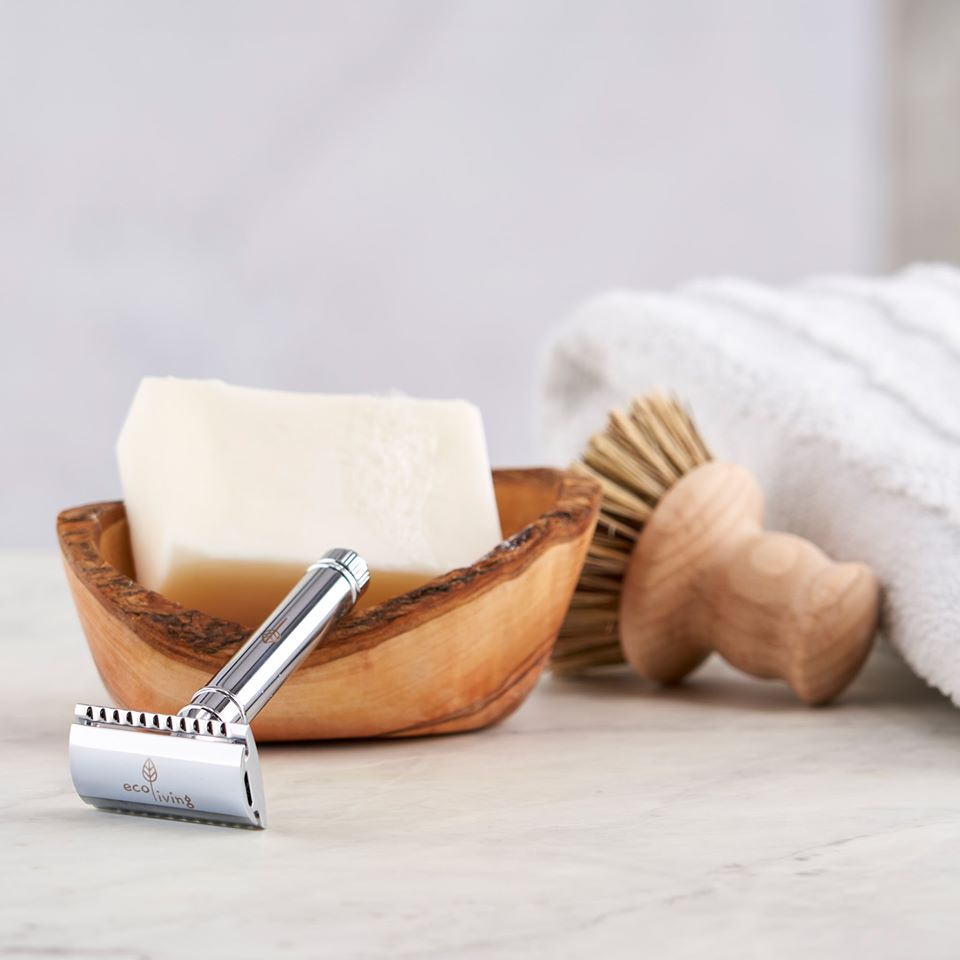 Home Page - ecoLiving plastic free razor2
