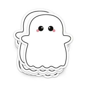 STICKER XL GHOST
