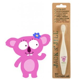 Bio Toothbrush Koala - koala toothbrush with character web res