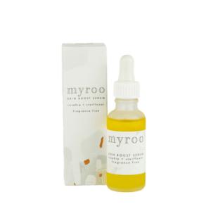 Skin Boost Facial Serum Fragrance Free