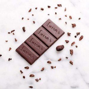 Chocolate Bar 25g Vanuatu 72% - plain 500x500