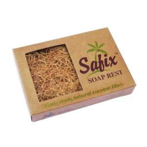 Safix Coconut Fibre Soap Rest - safix soap rest natural soap dish 500x500
