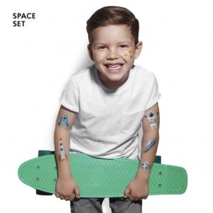 TATTon.me Space Set - cool temporary tattoos - space 2 500x500