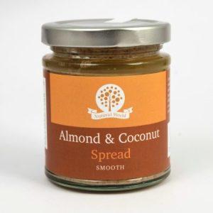 Smooth Almond & Coconut Spread - 170g AlmondAndCoconut S 500x500