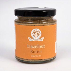 Crunchy Hazelnut Butter - 170g Hazelnut C 500x500