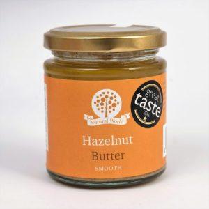 Smooth Hazelnut Butter - 170g Hazelnut S GTA 500x500